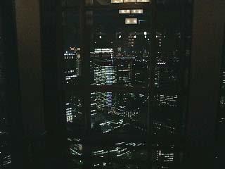 マンダリンオリエンタル東京夜景